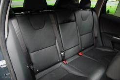 2015 Volvo XC60 Rear Seats