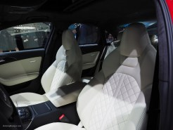 2016 NAIAS Audi S6 Seats