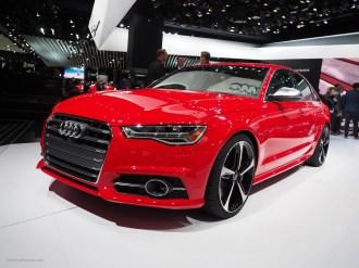 2016 NAIAS Audi S6