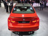 2016 NAIAS BMW M3 Rear
