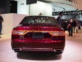 2016 NAIAS Lincoln Continental Rear