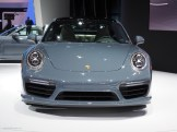 2016 NAIAS Porsche 911 Turbo Front