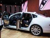 2016 NAIAS Volvo S90 Legroom