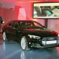 Audi A5 Sportback já está disponível a partir de 47.760 euros
