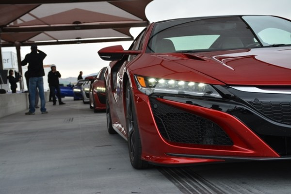 2017 Acura NSX Andres O'Neill photo 12