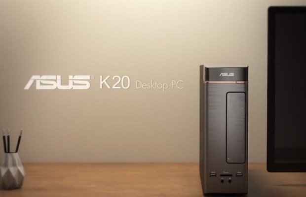 ASUS brings the K20 Desktop PC to the next level3