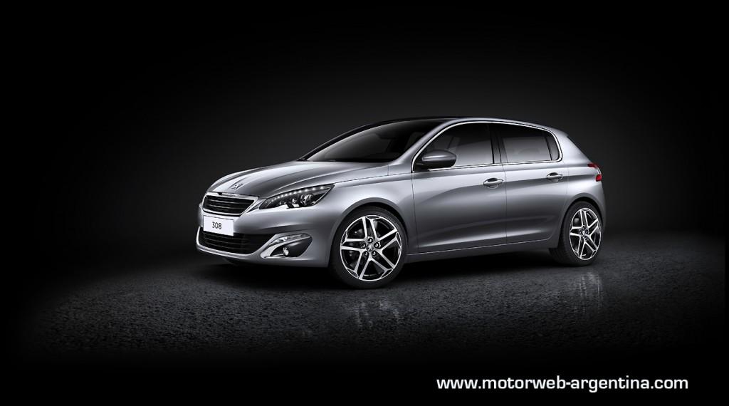 Nuevo Peugeot 308 2014 - 001