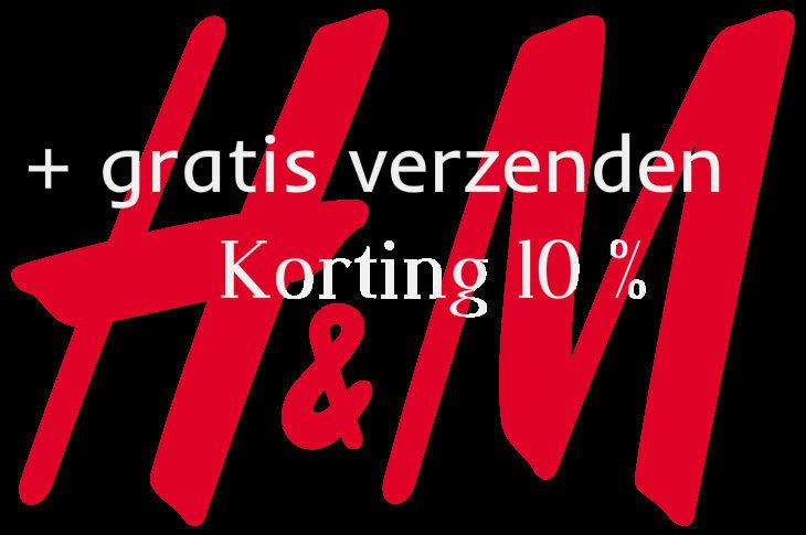 kortingscode H&M 2015