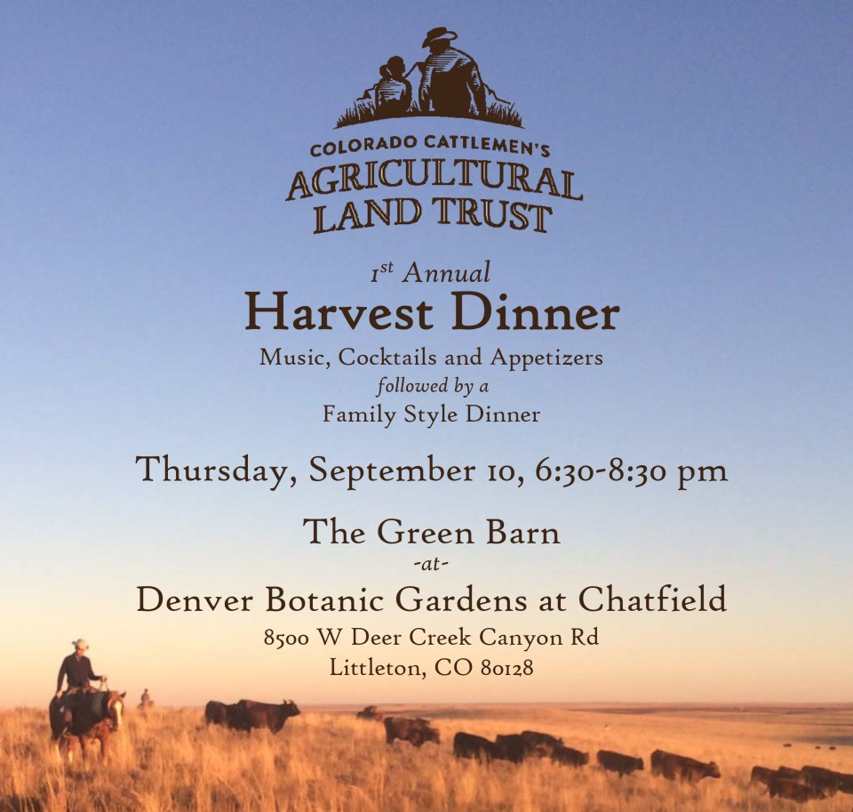 Microsoft PowerPoint - Harvest Dinner Invite