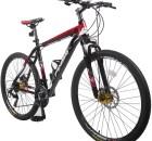 "Merax Finiss 26"" Aluminum 21 Speed Mountain Bike"