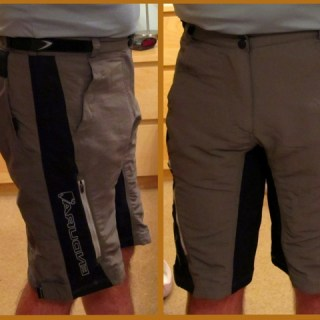 Endura Singletrack Shorts Review