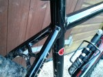 Sunn Seat Tube Joints