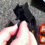 Mounting clip for RSP Astrum light
