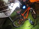 """""""Best use of bike light"""" award winner 2014"""