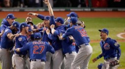 Holy Now! 108 Years Later, Cubs Best In World ~ By Carrie Muskat MLB.com