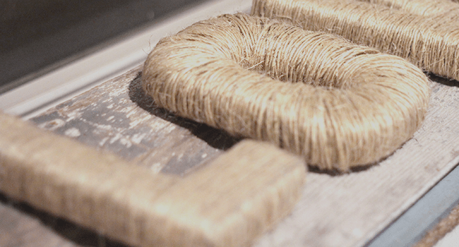 7 diy rope projects upcycled treasures for Rope projects