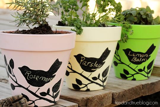 diy-chalkboard-planters