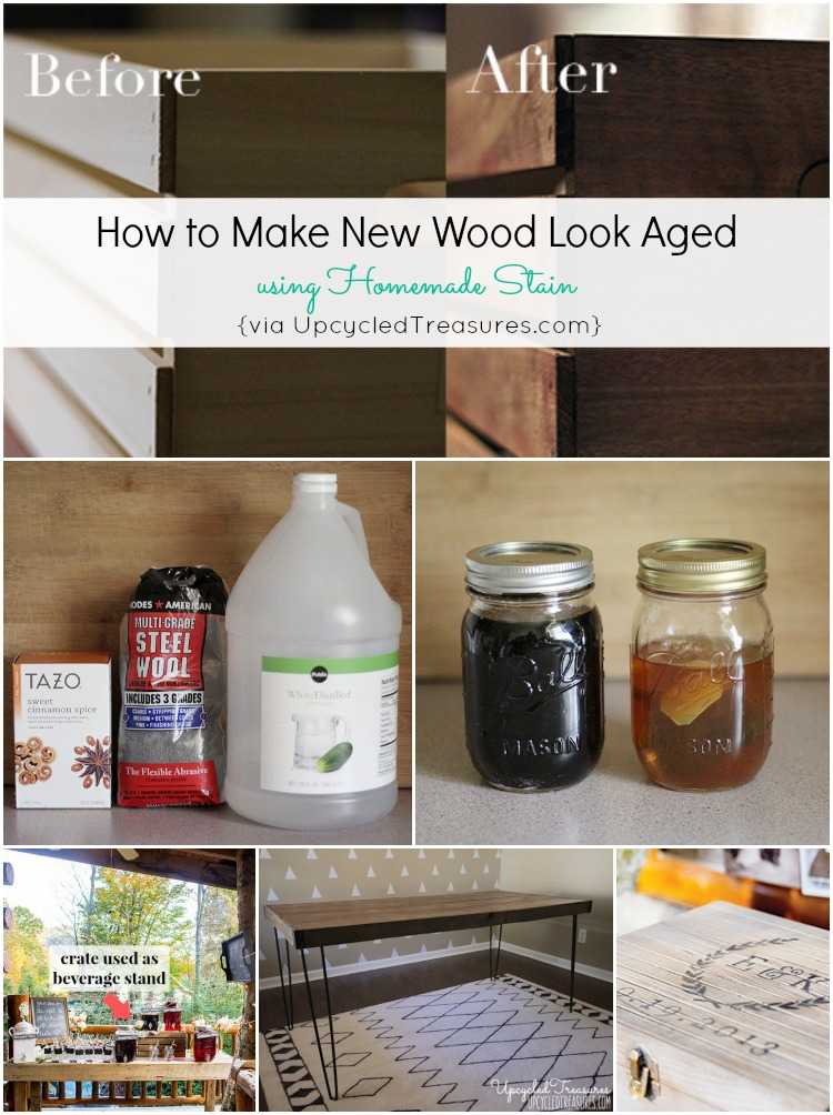 how-to-make-new-wood-look-aged-using-homemade-stain-upcycledtreasures