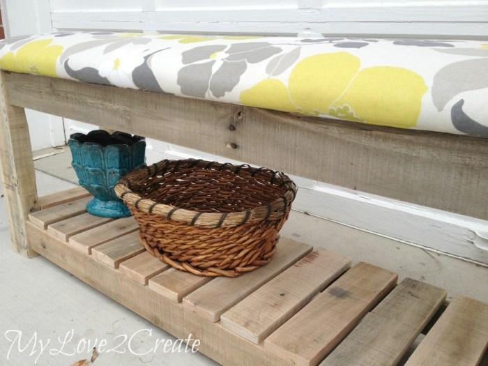 MyLove2Create, nails in wood