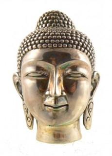 Sterling Silver Buddha from Bali