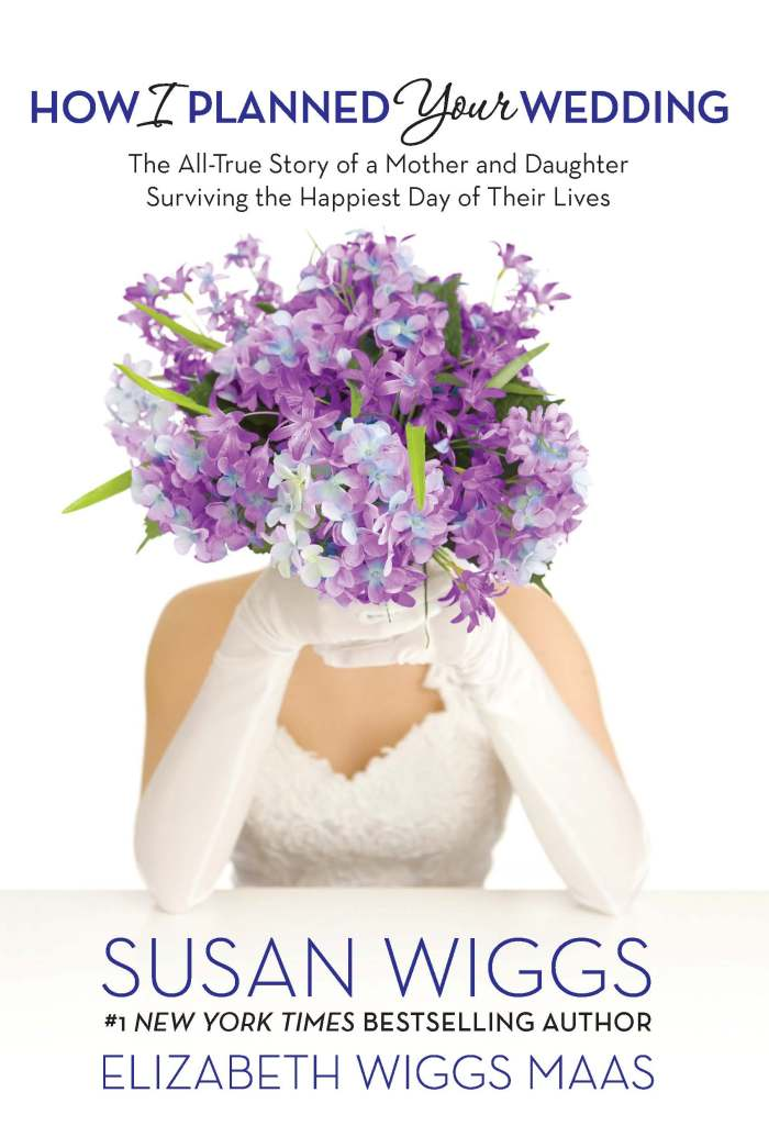 How I planned you wedding Book Cover