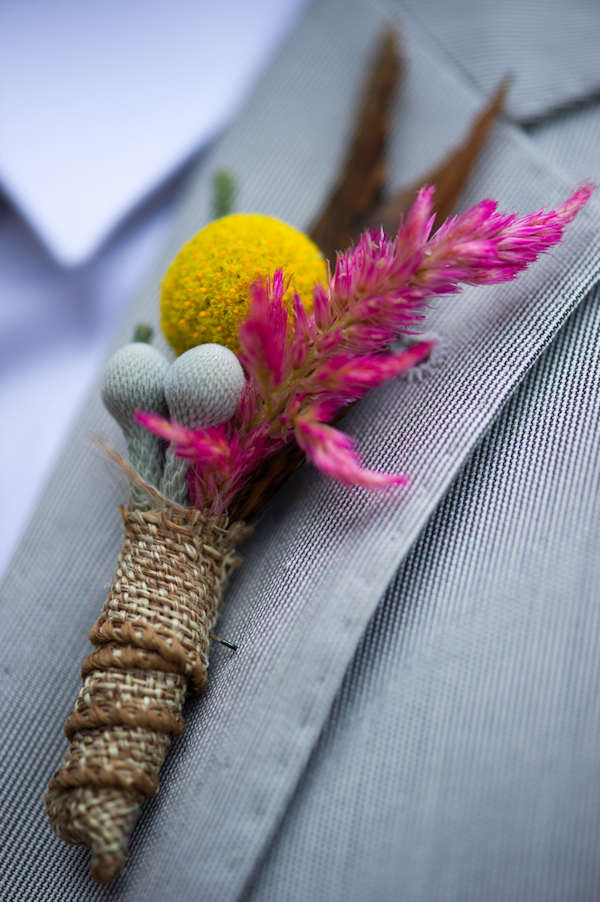 Colorful Colorado Wedding