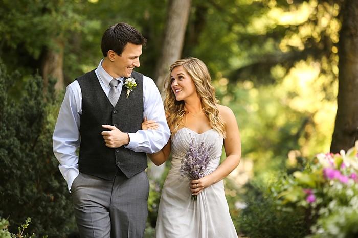 wedding party | Snowbird Utah Wedding Logan Walker Photography
