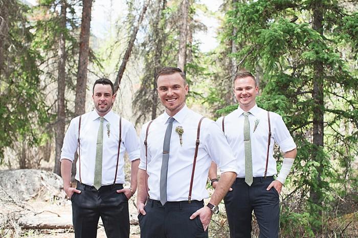 groomsmen | Pyramid Lake wedding | Jarusha Brown Photography