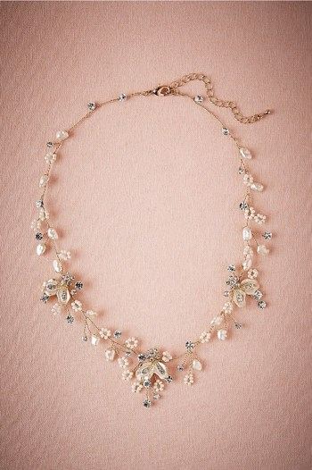 Fiora Necklace | BHLDN