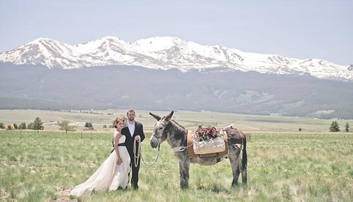 Karats & Onyx Colorado Wedding Inspiration