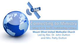 Connecting to Ministry