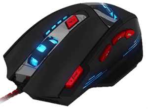 Zelotes T90 9200 DPI Professional High Precision Gaming Mouse Review