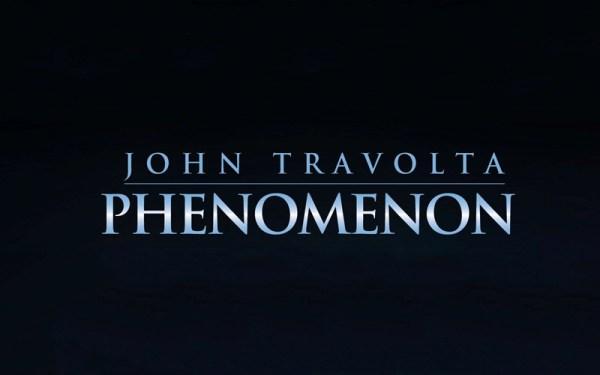 Review – Phenomenon (Blu-ray)