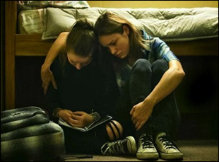 """Brie Larson and Kaitlyn Dever in """"Short Term 12"""""""