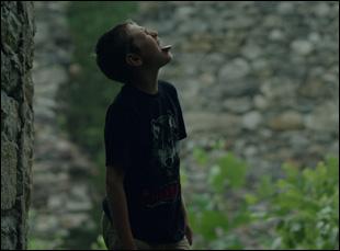 """Ryan Jones in """"Hide Your Smiling Faces"""""""