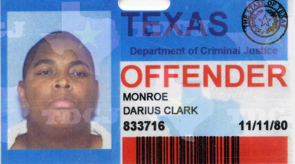 "Darius Clark Monroe in ""Evolution of a Criminal"""