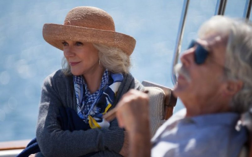 """Blythe Danner and Sam Elliott in """"I'll See You in My Dreams"""""""