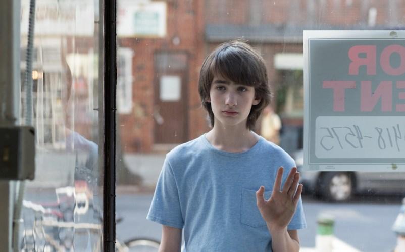 """Theo Taplitz in """"Little Men"""""""
