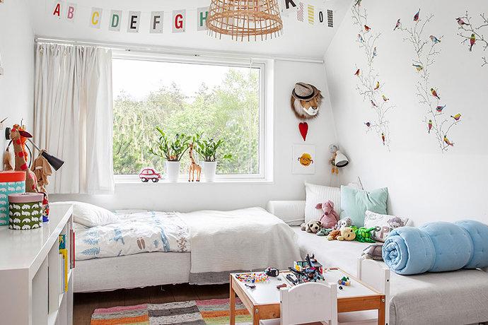 Décorer une chambre d'enfant, quelques conseils