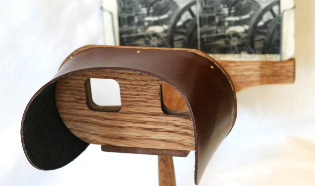 Holmes, Hébert and the Stereoscope