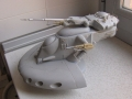 Star Wars Trade Federation Tank - AAT 1 (1)