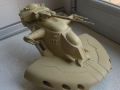 Star Wars Trade Federation Tank - AAT 1 (10)