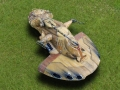 Star Wars Trade Federation Tank Final shots Compositions (17)