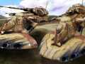 Star Wars Trade Federation Tank Final shots Compositions (4)