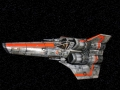 Battlestar Galactica Colonial Viper MKI Model Compositions