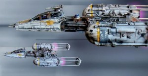 Star Wars Y-Wing Moviekits featured