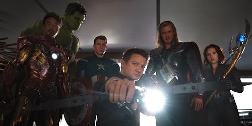 Avengers Top 50
