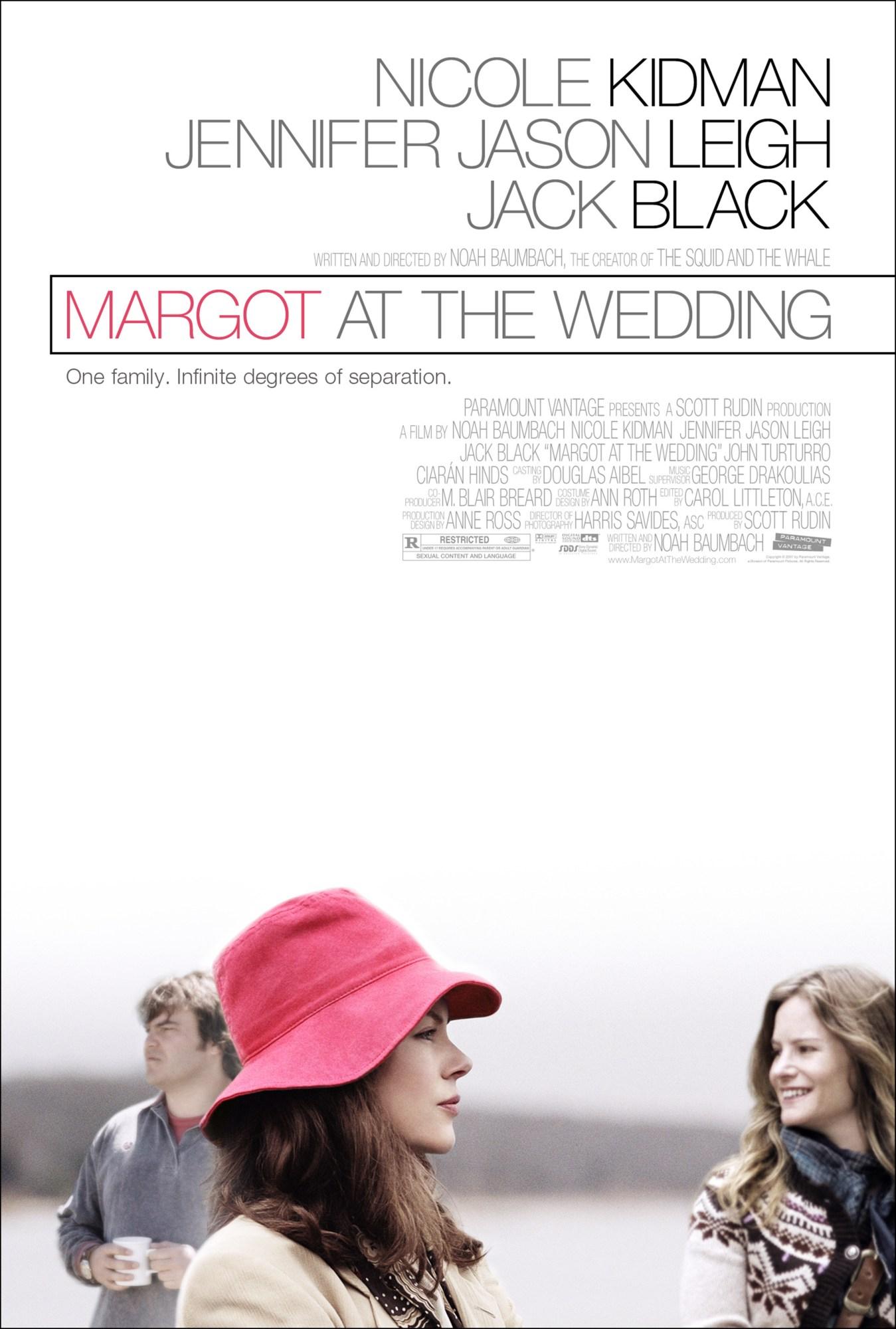 Poster do filme Margot e o Casamento
