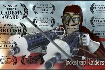 The Jockstrap Raiders (2011)