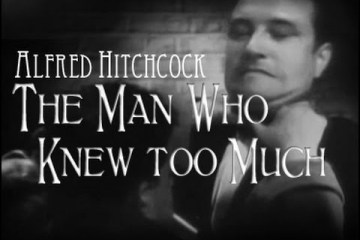 The Man Who Knew Too Much (1934)